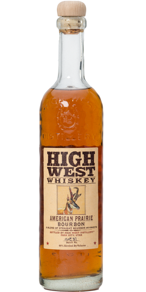 WHISKEY HIGH WEST AMERICAN PRAIRIE