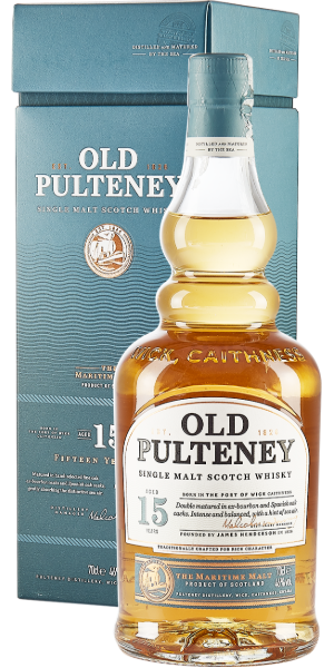 WHISKY OLD PULTENEY 15 YO SINGLE MALT | AC