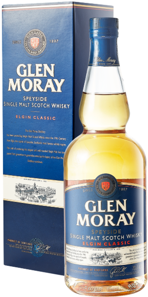 WHISKY GLEN MORAY CLASSIC SINGLE MALT | AC