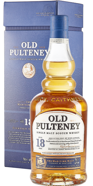 WHISKY OLD PULTENEY 18 YO SINGLE MALT | AC