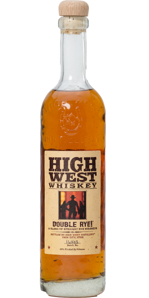 WHISKEY HIGH WEST DOUBLE RYE