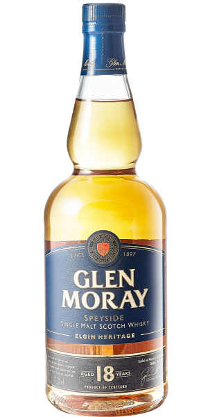 WHISKY GLEN MORAY 18 YO SINGLE MALT | AC