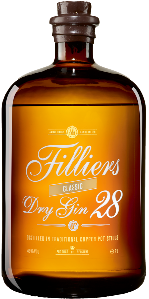 GIN FILLIERS DRY GIN 28 CLASSIC BIG SIZE