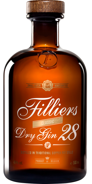 GIN FILLIERS DRY GIN 28 CLASSIC