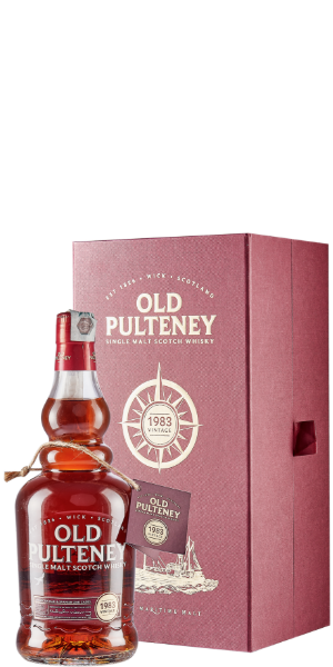 WHISKY OLD PULTENEY 1983 VINTAGE SINGLE MALT | ACD