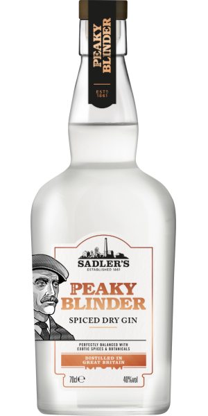 GIN PEAKY BLINDER SPICED DRY
