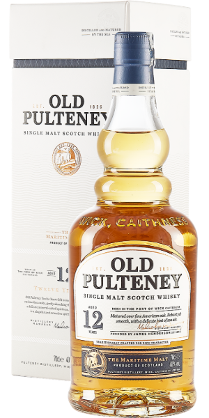 WHISKY OLD PULTENEY 12 YO SINGLE MALT | AC