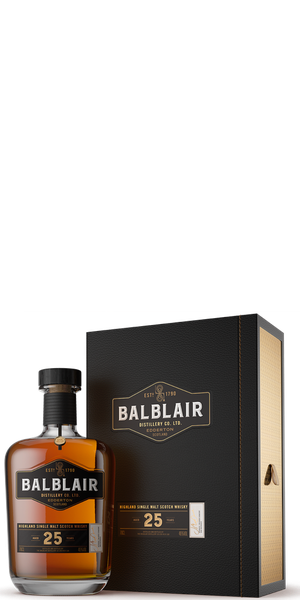 WHISKY BALBLAIR 25YO SINGLE MALT | ACD
