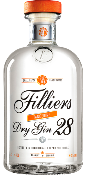 GIN FILLIERS DRY GIN 28 TANGERINE