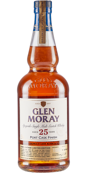WHISKY GLEN MORAY 25 YO SINGLE MALT | AL
