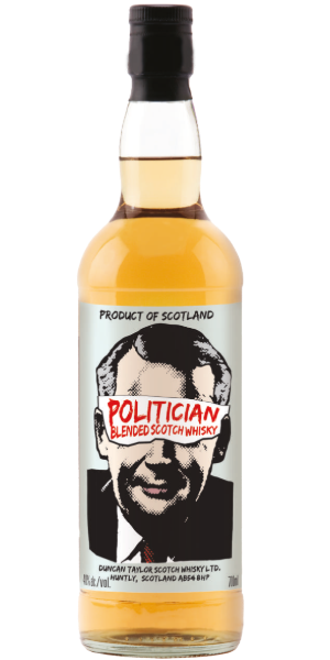 WHISKY POLITICIAN