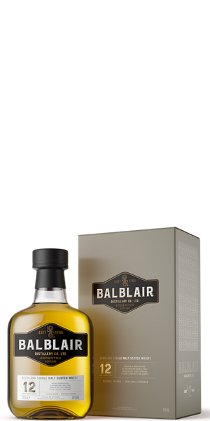 WHISKY BALBLAIR 12YO SINGLE MALT | ACD