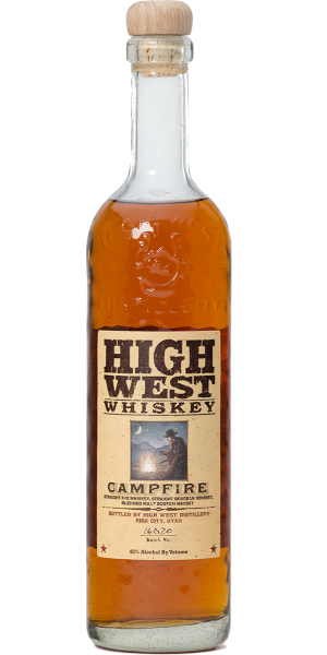 WHISKEY HIGH WEST CAMP FIRE