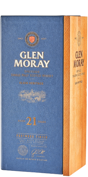 WHISKY GLEN MORAY 21 YO SINGLE MALT | ALD