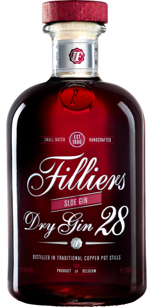 GIN FILLIERS DRY GIN 28 SLOE