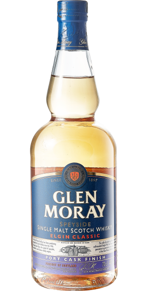WHISKY GLEN MORAY PORTO CASK SINGLE MALT | AC